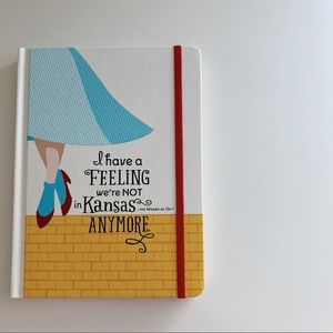 Other - WIZARD OF OZ Notebook